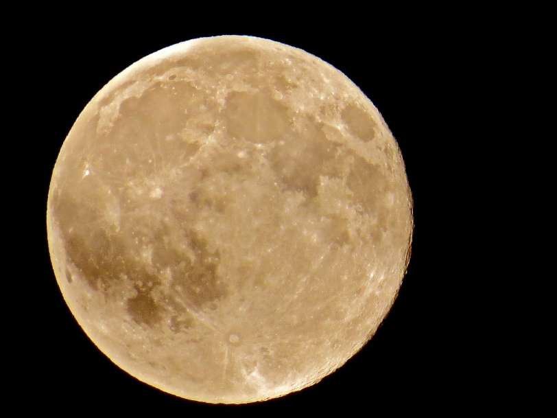 Perigee Moon Shot