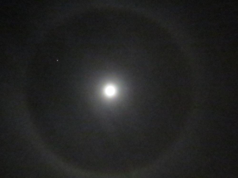 'Halo Around The Moon' (2/2)