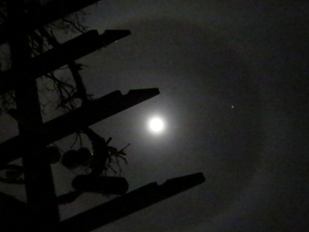 'Halo Around The Moon' (1/2)