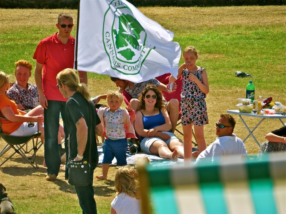 'Hampshire Cannabis Community'
